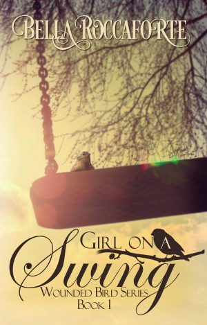 Cover for Girl on a Swing