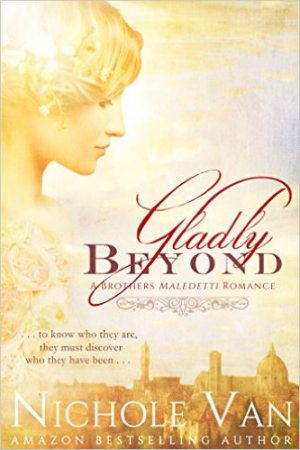 Cover for Gladly Beyond