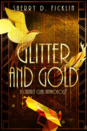 Cover for Glitter And Gold