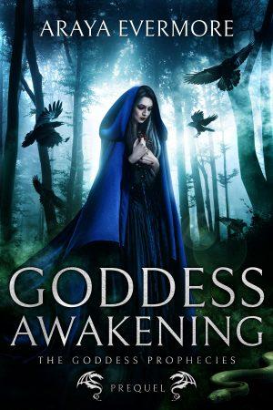 Cover for Goddess Awakening