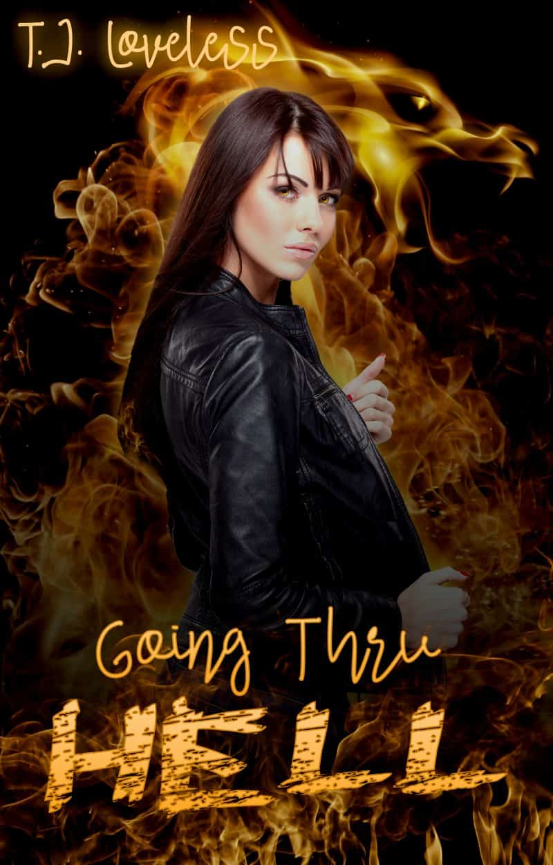 Cover for Going Thru Hell