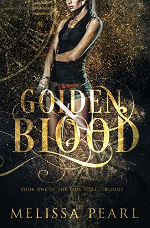 Cover for Golden Blood