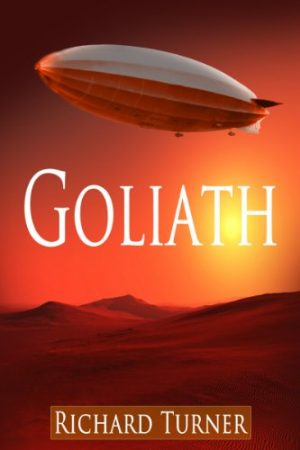 Cover for Goliath