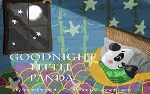 Cover for Goodnight Little Panda