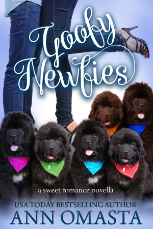 Cover for Goofy Newfies