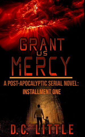 Cover for Grant us Mercy