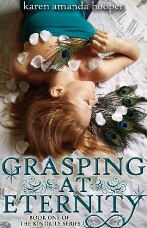 Cover for Grasping at Eternity