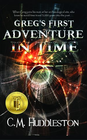 Cover for Greg's First Adventure in Time