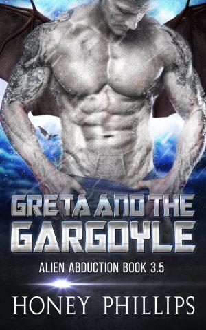 Cover for Greta and the Gargoyle