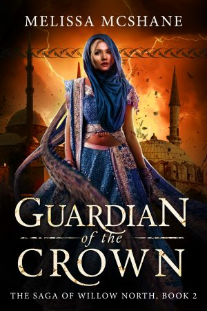 Cover for Guardian of the Crown