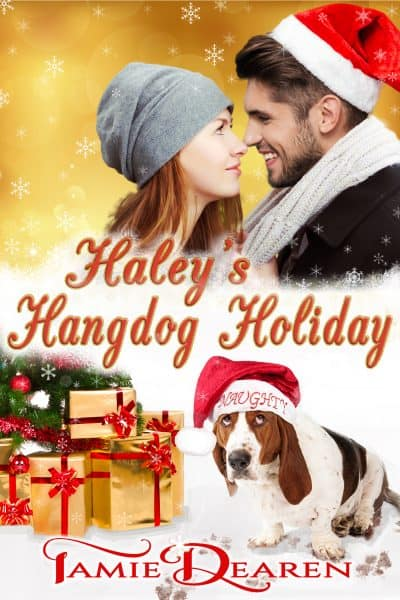 Cover for Haley's Hangdog Holiday
