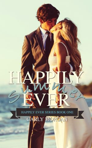 Cover for Happily Ever Summer