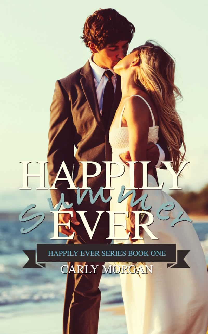 Cover for Happily Ever Summer: A Contemporary Cinderella Reimagining