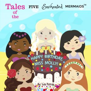 Cover for Happy Birthday, Miss Molly!
