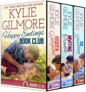 Cover for Happy Endings Book Club Box Set