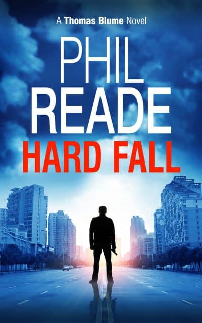 Cover for Hard Fall