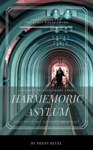 Cover for Harmemoric Asylum, A Short Story