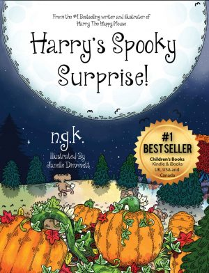 Cover for Harry's Spooky Surprise!