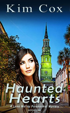 Cover for Haunted Hearts