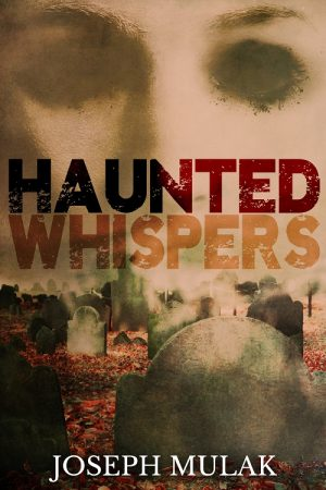 Cover for Haunted Whispers