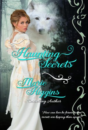 Cover for Haunting Secrets