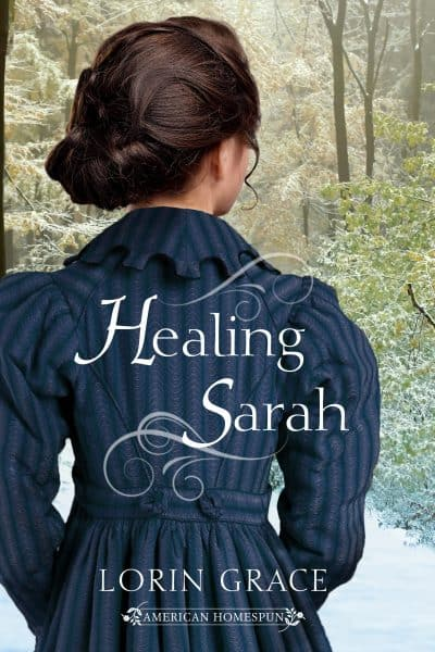 Cover for Healing Sarah