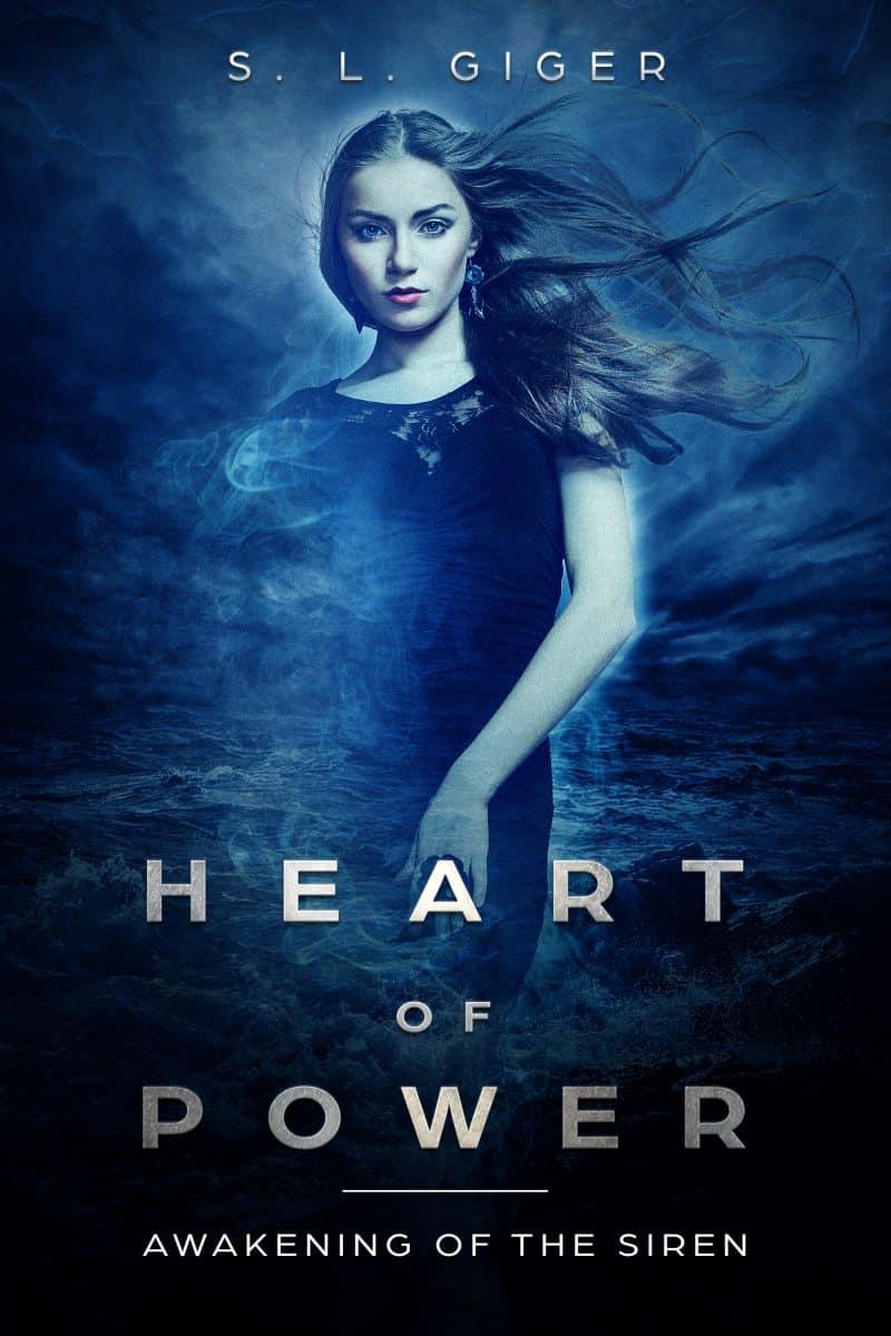Cover for Heart of Power: Awakening of the Siren