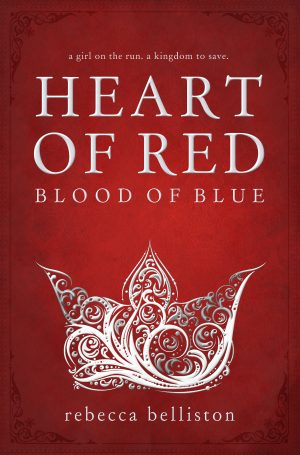 Cover for Heart of Red, Blood of Blue