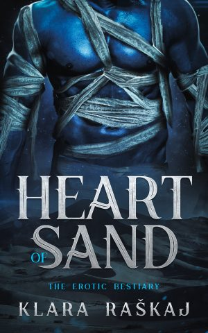 Cover for Heart of Sand