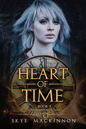 Cover for Heart of Time