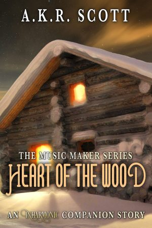 Cover for Heart of the Wood