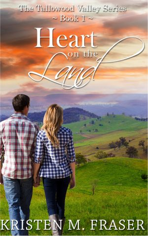 Cover for Heart on the Land