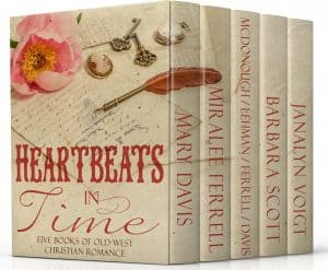 Cover for Heartbeats in Time