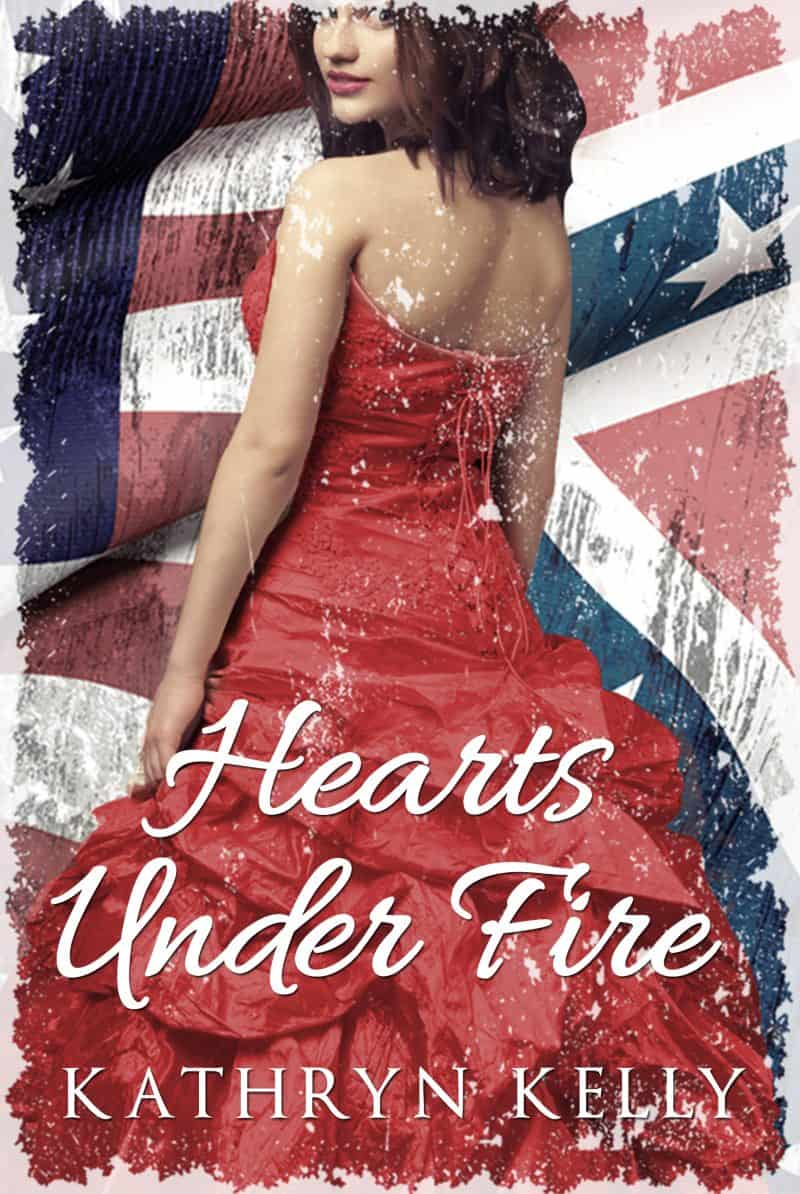 Cover for Hearts Under Fire