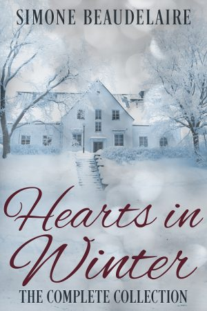 Cover for Hearts in Winter