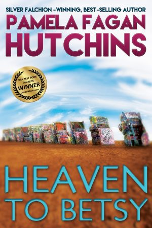 Cover for Heaven to Betsy