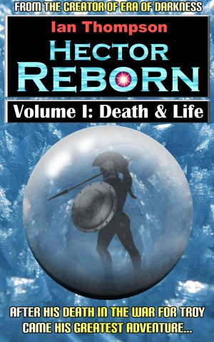 Cover for Death & Life