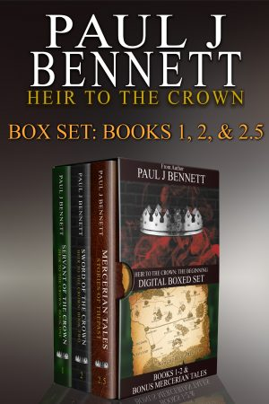 Cover for Heir to the Crown Box Set