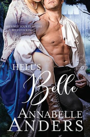 Cover for Hell's Belle
