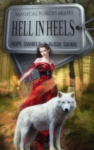 Cover for Hell In Heels