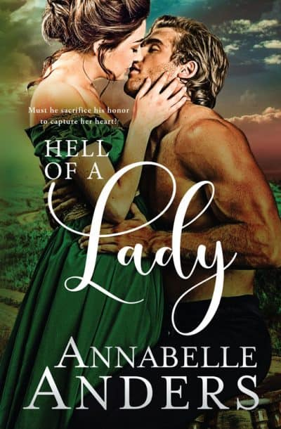 Cover for Hell of a Lady