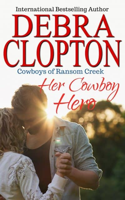 Cover for Her Cowboy Hero