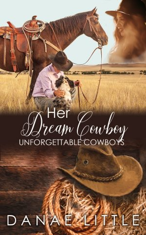 Cover for Her Dream Cowboy