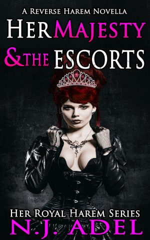 Cover for Her Majesty and the Escorts