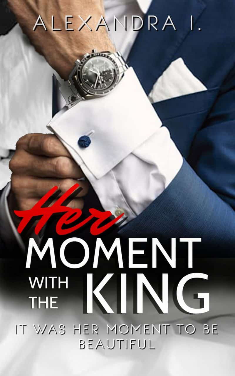 Cover for Her Moment With The King