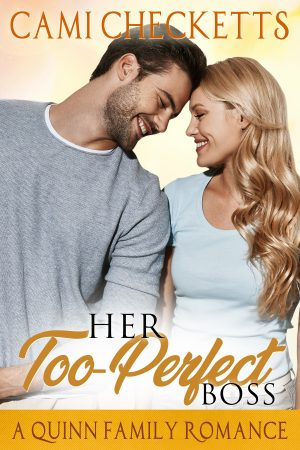 Cover for Her Too-Perfect Boss