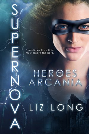 Cover for Heroes of Arcania: SuperNova