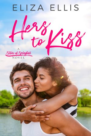 Cover for Hers to Kiss