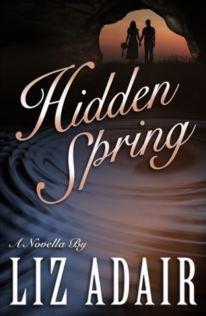 Cover for Hidden Spring