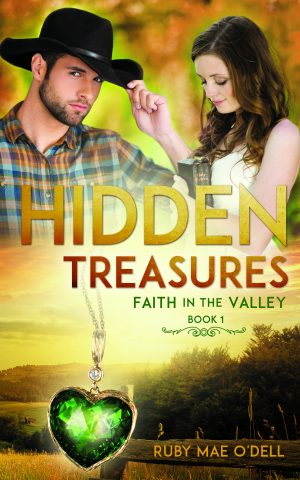 Cover for Hidden Treasures
